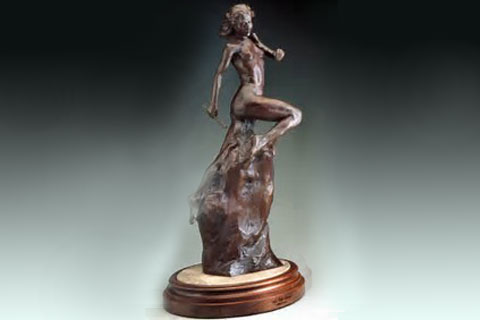 Self Made Woman sculptures for sale