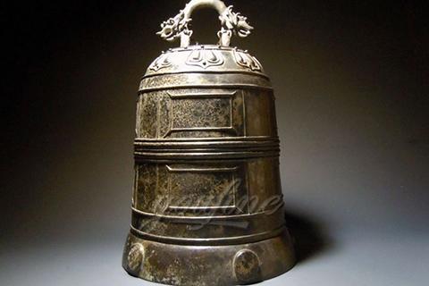 Large Bronze Church Bell