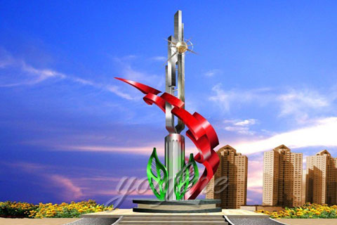 Product Type Original Stainless Steel Sculpture for Sale