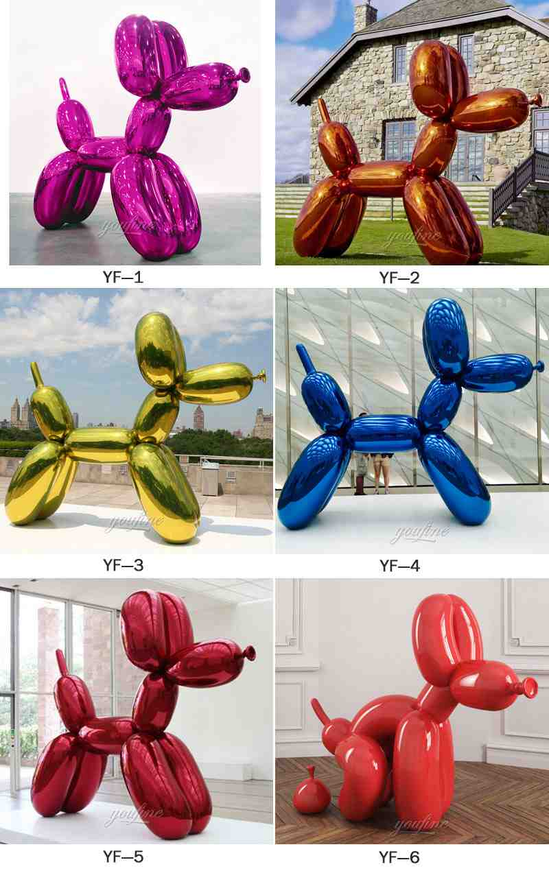 Outdoor Stainless Steel Statues