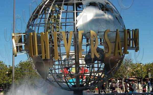 High-polished Large Size Stainless Steel Globe Outdoor Sculpture Manufacturer CSS-50